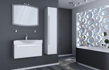 Элегантная мебель для ванной — классика на все времена