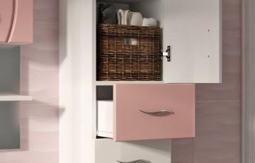 Зачем Пенал для ванной комнаты и почему именно шкаф-пенал, а не 100500-ая тумбочка?