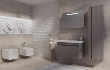 Пастельная ванная комната: 7 советов что бы быть в тренде
