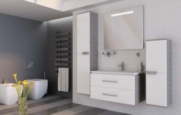 Зеркала для ванной: инновации и технологии