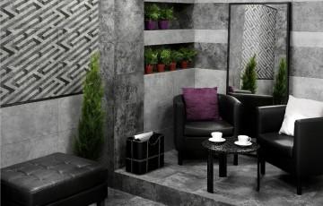 7 самых стильных сочетаний плитки и мебели для ванной