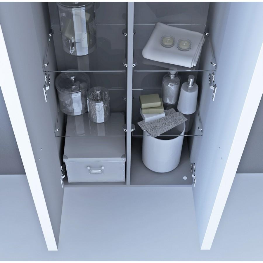 шкаф пенал в ванную купить в интернет магазине киев