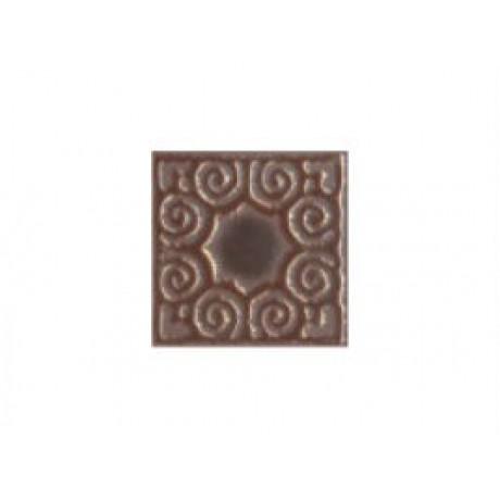 Плитка KERAMIN Бордюр Фьюжн 3 керамическая