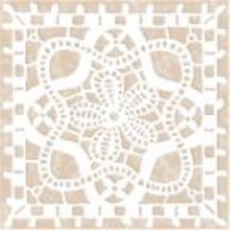 Плитка KERAMIN Бордюр Органза 4 керамическая