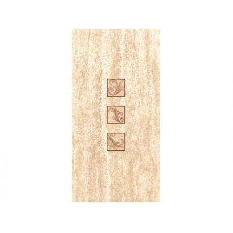 Плитка KERAMIN Вставка Пальмира 3Н керамическая
