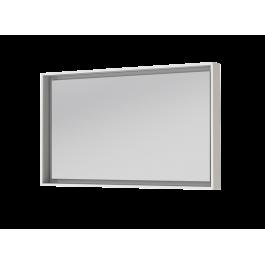 "Серія ""Torino"", дзеркальна панель TrM-100 біла"
