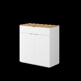 Комод BOTTICELLI AGORA AgK-90 белый
