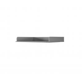 Пеленальный стол для комода LEANDER CLASSIC серый