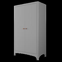 Шкаф LEANDER CLASSIC серый