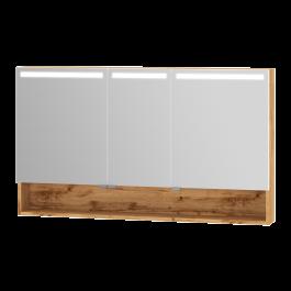 Зеркальный шкаф BOTTICELLI DOMUS белый