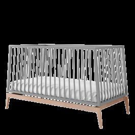 Кроватка LEANDER LUNA 140 серая