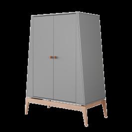 Шкаф маленький LEANDER LUNA серый