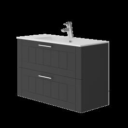 Тумба JUVENTA OSCAR Osc-80 графит