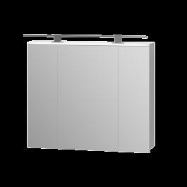Зеркальный шкаф JUVENTA OSCAR OscMC-80 белый