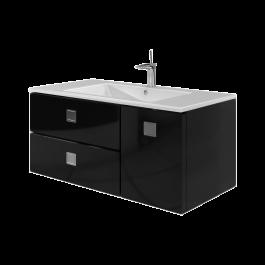Тумба BOTTICELLI RIMINI Rm-100 черная