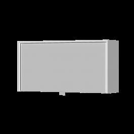 Зеркальный шкаф BOTTICELLI RIMINI UMC-100 белый