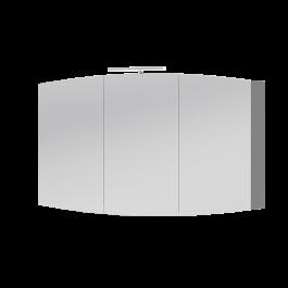 Зеркальный шкаф BOTTICELLI RIMINI UMC-110 белый