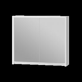 Зеркальный шкаф JUVENTA SAVONA SvM-80 белый