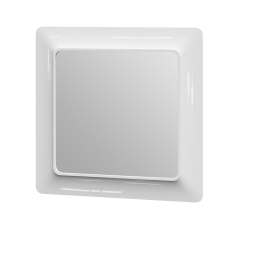 Зеркало JUVENTA TICINO TcM-80 белое