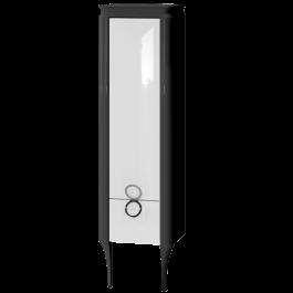 Пенал JUVENTA TICINO TcP-190 черный