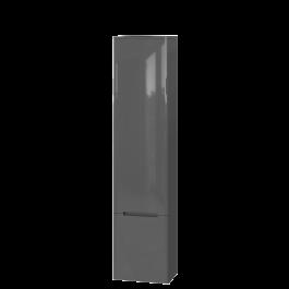 Пенал JUVENTA TIVOLI TvP-190 левый серый