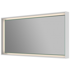 Зеркальная панель BOTTICELLI TORINO TrM-120 белая