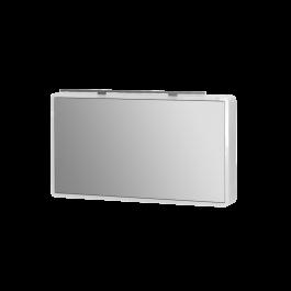 Зеркальный шкаф BOTTICELLI TOSCANA TsM-100 белый