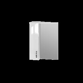 Зеркальный шкаф JUVENTA TRENTO TrnMC-60 левый белый