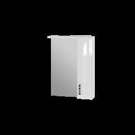 Зеркальный шкаф JUVENTA TRENTO TrnMC-60 правый белый