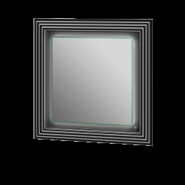 Зеркало BOTTICELLI TREVISO TM-80 черное