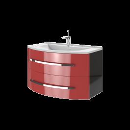 Тумба BOTTICELLI VANESSA Vn-90 красная