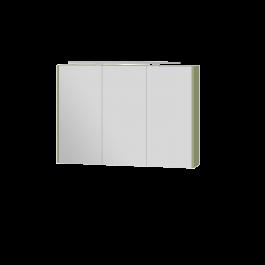 Зеркальный шкаф BOTTICELLI VANESSA VnMC-100 оливковый