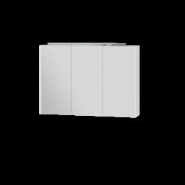 Зеркальный шкаф BOTTICELLI VANESSA VnMC-100 белый
