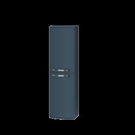 Пенал BOTTICELLI VANESSA VnP-140 индиго синий