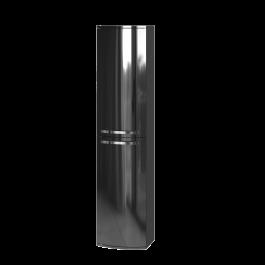 Пенал BOTTICELLI VANESSA VnP-170 черный