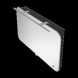 Зеркальный шкаф BOTTICELLI VELLUTO VltMC-100 черный