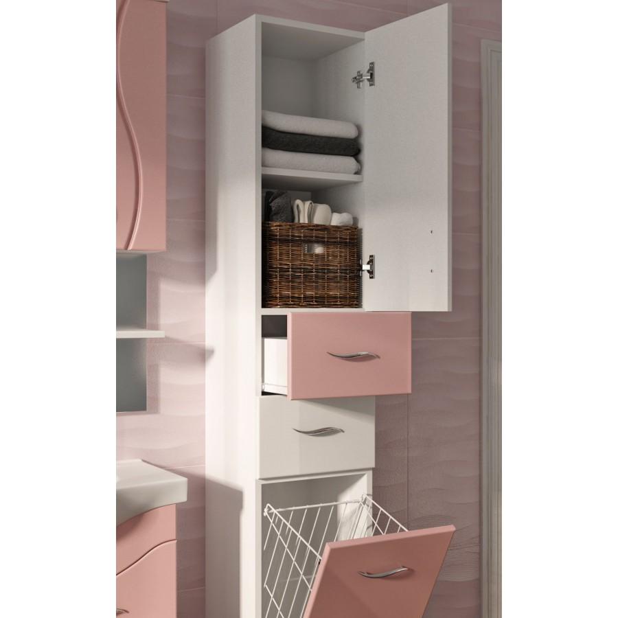 шкаф пенал для ванной Киев