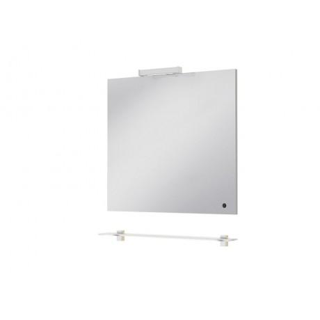 Удобные для использования зеркала с LED подсветкой в ванную