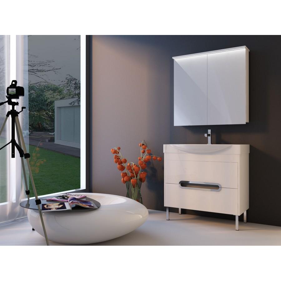 Модные и качественные зеркала на основе из серебра, фото-6