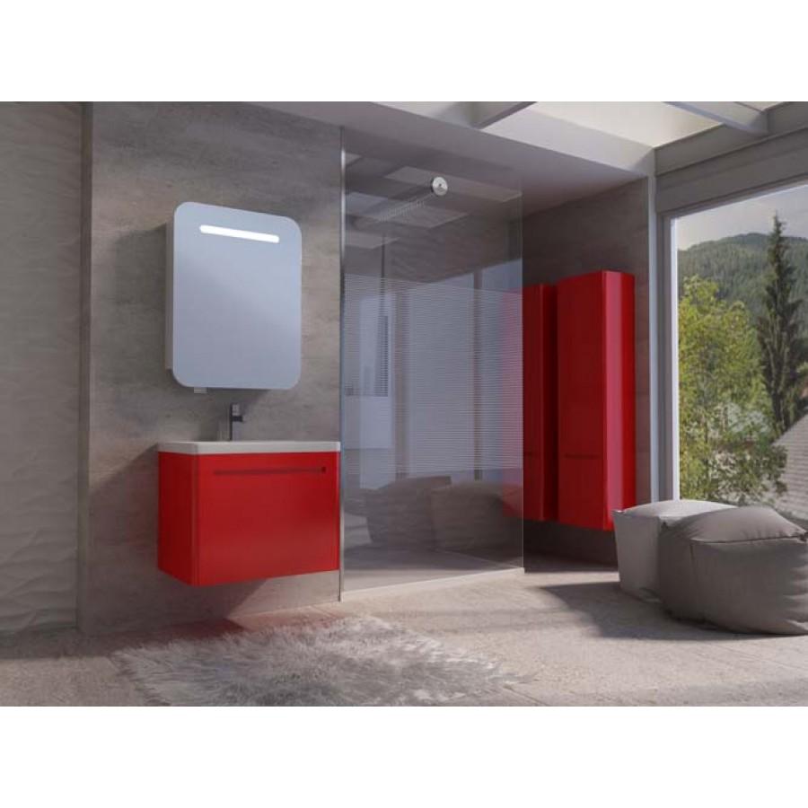 Мебель для ванн цветная узкий стеллаж для ванной комнаты