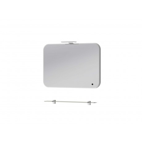 Зеркало BOTTICELLI VELUTTO VltM-80 с полкой